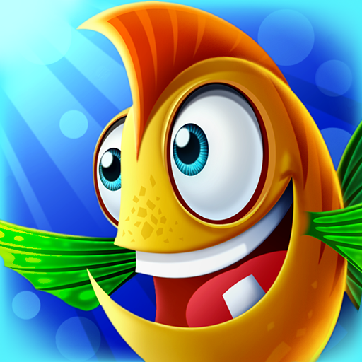 多种minigame,挑战手脑极限  精彩的画面: 萌动可爱的小鱼仔,多彩缤纷