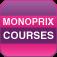 Monoprix Courses